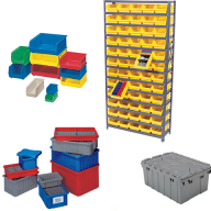 Bins, Containers & Totes
