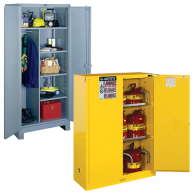 Cabinets - Storage & Safety