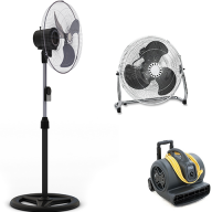 Fans, Blowers & Dryers