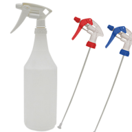 Bottles & Sprayers