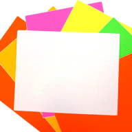 Labels - Laser Sheeted Stock