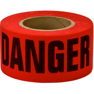 Caution & Barricade Films & Tapes