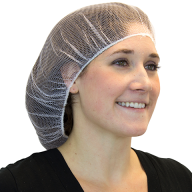 Clothing - Hair Nets, Bouffants, Shoe Covers
