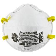 Dust Masks & Respirators