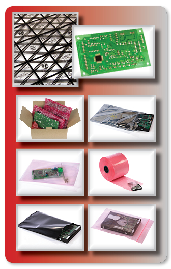 Bags - Anti-Static & Shielding