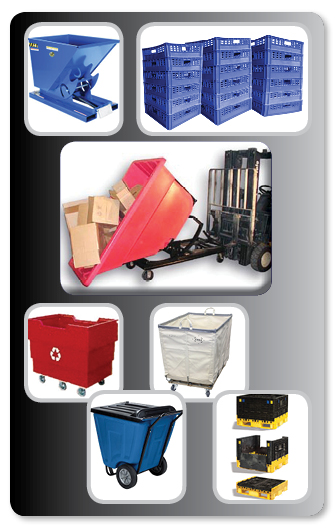 Bulk Handling Containers & Hoppers
