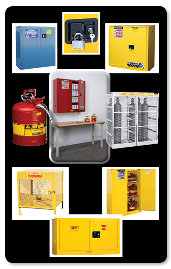 Cabinets - Fireproof & Safety
