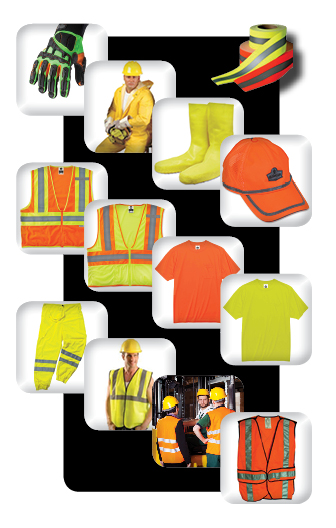 Clothing - Safety Apparel