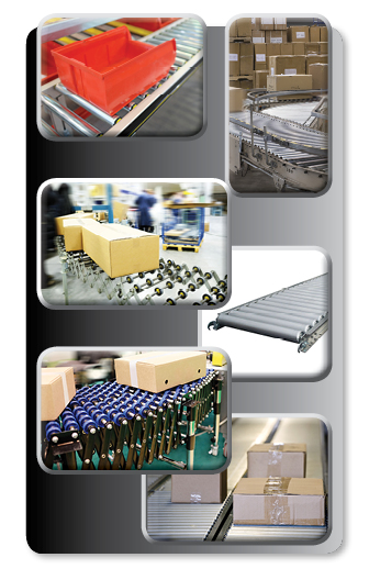 Conveyors & Rollers