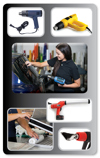 Heat Sealers & Heat Guns