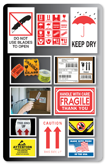 Labels - Shipping & Handling