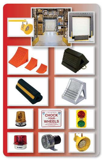 Loading Dock Safety Items