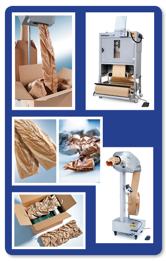 Paper Packaging Fill Machines
