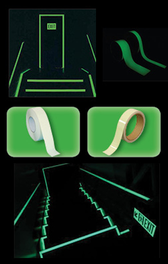 Glow in the Dark Tape / Luminous Tape