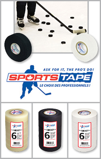 Hockey Tape / Miscellaneous Sports Tape