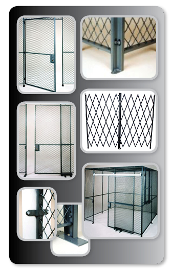 Security Cages & Gates