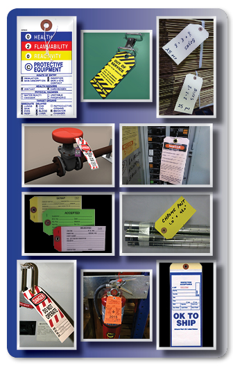 Tags - Inventory & Inspection