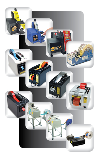 Tape Dispensing Machines
