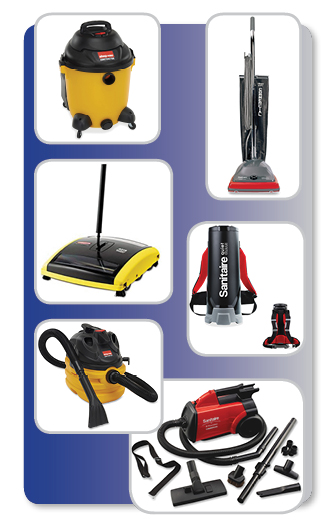 Vaccums & Carpet Sweepers